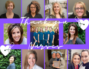 Some of the amazing Nurses that we get to create families with: